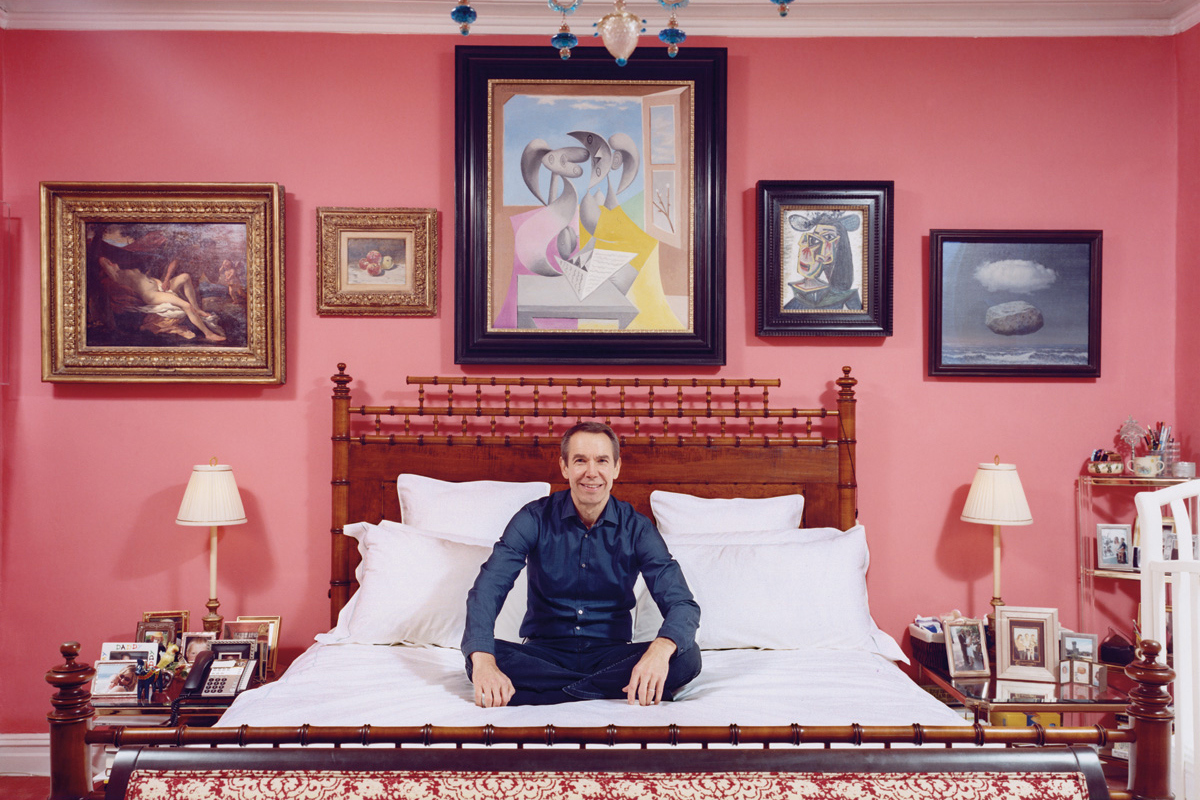 the-personal-art-collections-of-jeff-koons-kaws-more-2