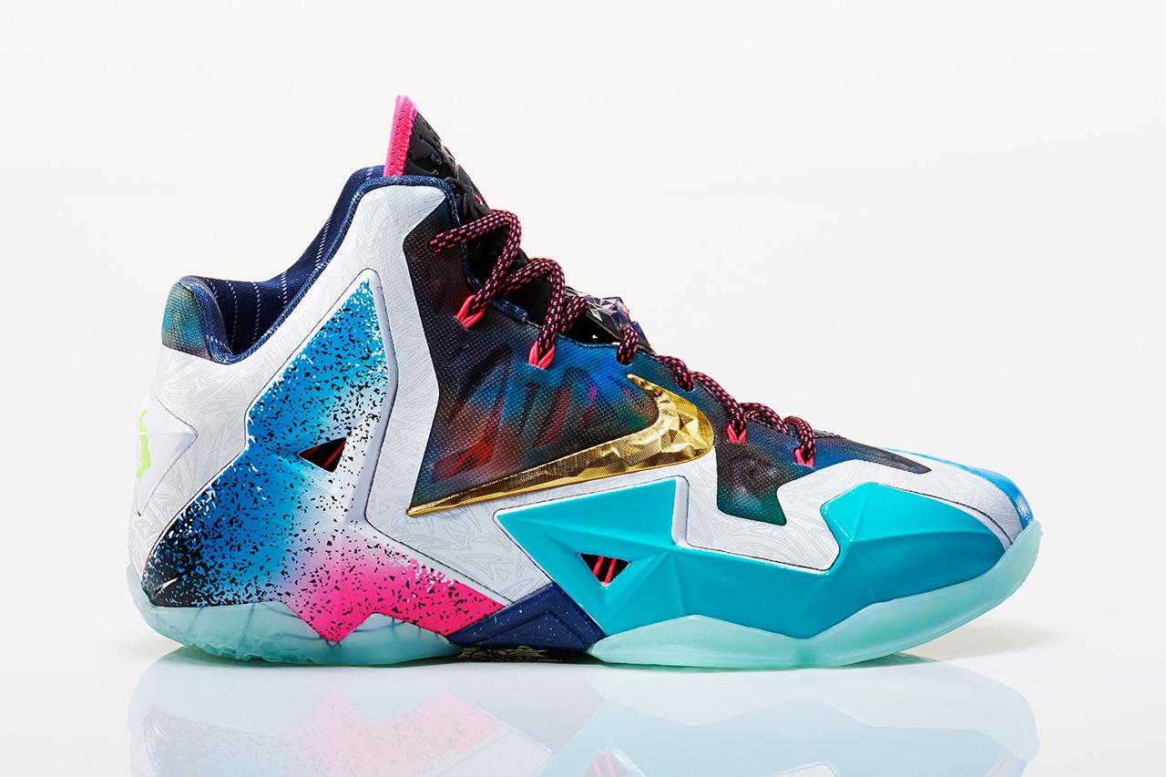 """KICKS: Nike """"What The"""" LeBron 11 & KD VI #KICKS # ..."""