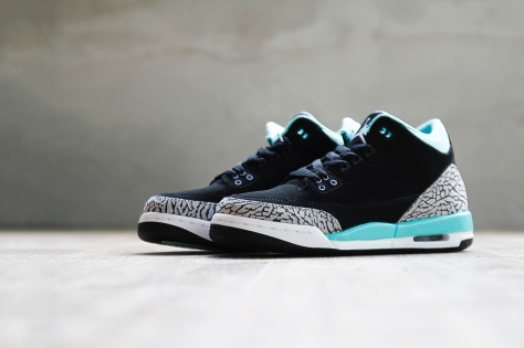 air-jordan-3-retro-gs-black-mint-green-cement-grey-1