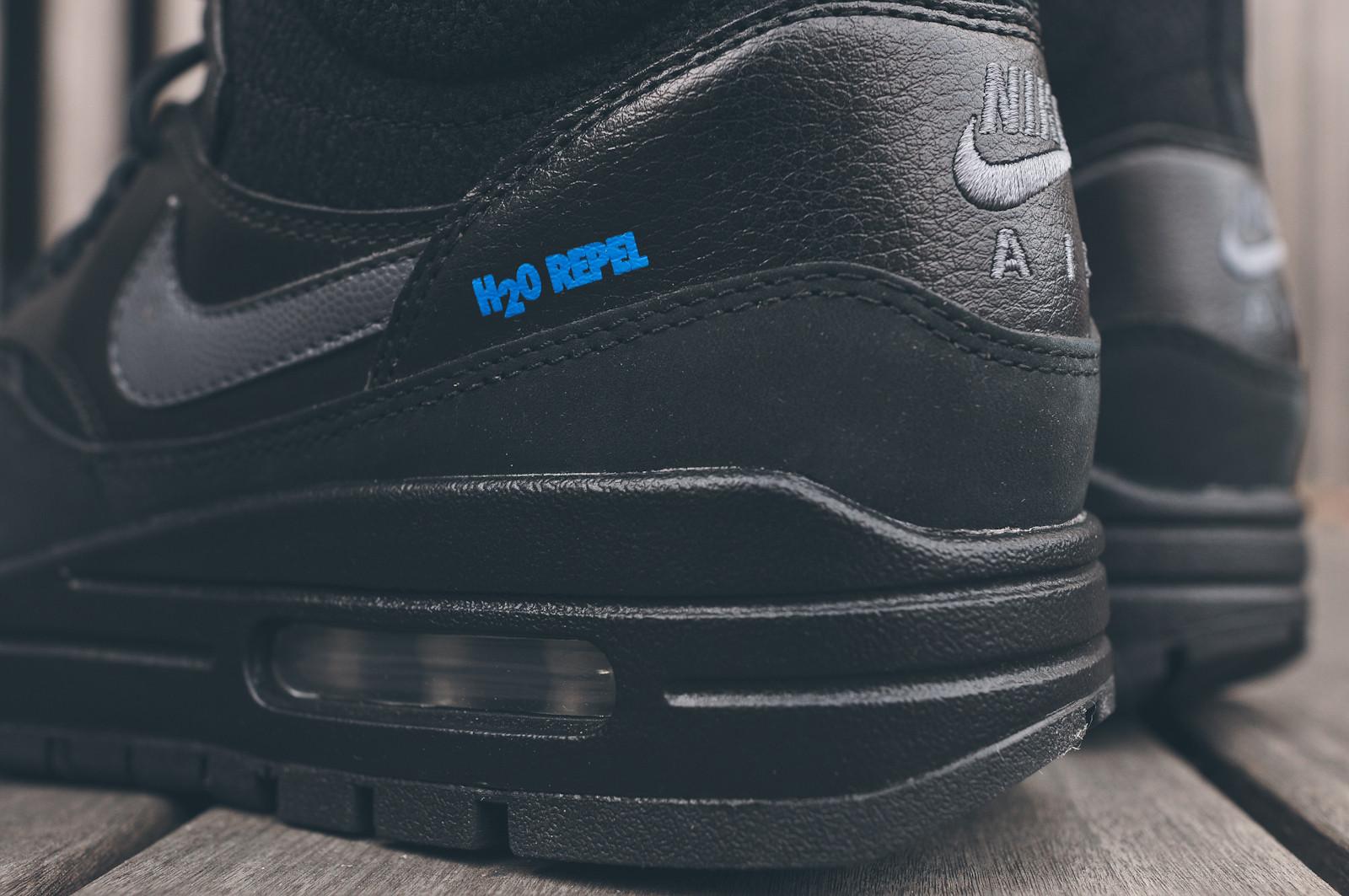 timeless design 70349 9fa90 KICKS: THE NEW #Nike Air Max 1 Sneakerboot is Water Repellant ...