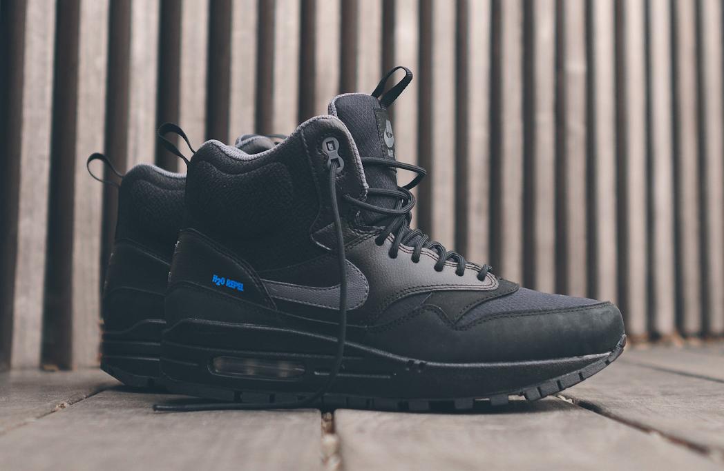 KICKS: THE NEW #Nike Air Max 1 Sneakerboot is Water