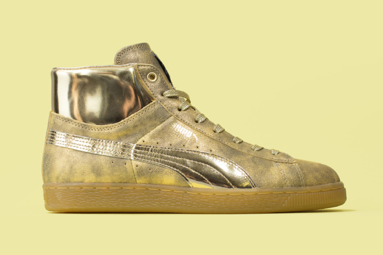 gold high top pumas - OFF64% - www