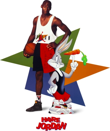 jordan-7-hare-bugs-bunny-poster