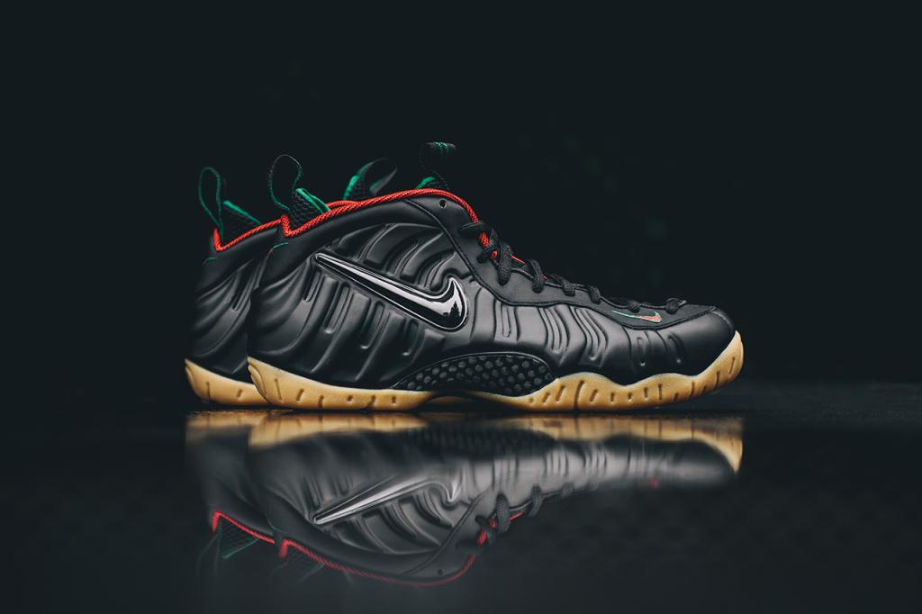 Nike Foamposite Gucci 2015