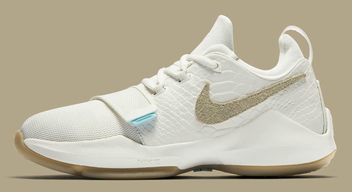 00c3ed5af2ef ... inexpensive kicks new nike baskteball x paulgeorge pg1 ivory detailed  sneaker images. stacksandkicks lifestyle e7188