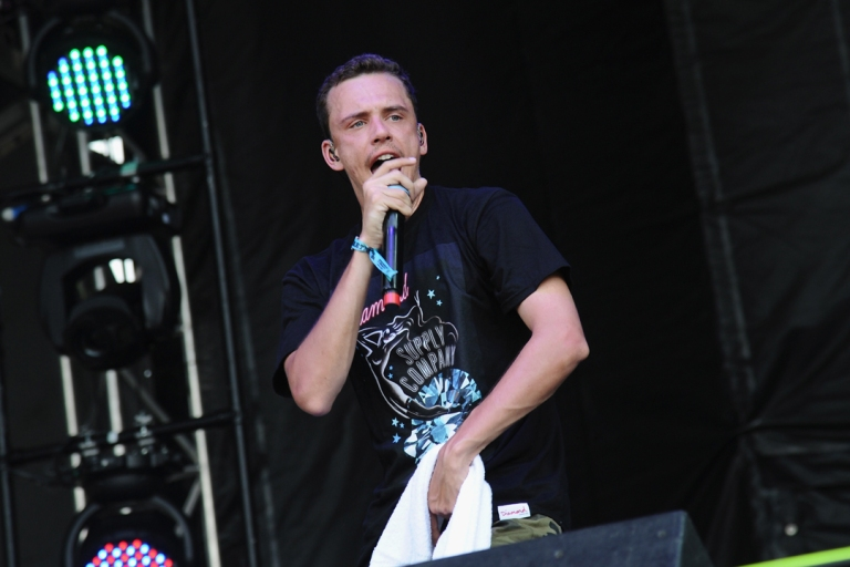 Interview: #Logic sits with Hardknock Tv and talks