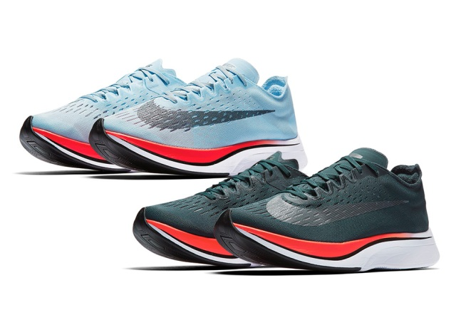 new products 7f62c fca7e nike-zoom-x-vaporfly-ice-blue-blue-fox-