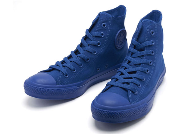 "Kicks: New #Converse ""Chuck Taylor"" Monocolor Red and Blue"