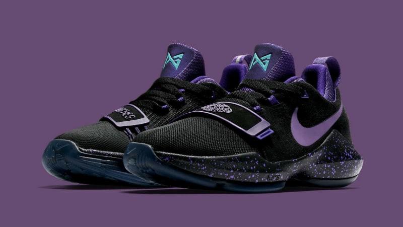 "buy online 9fc27 82bf0 Kicks: New #NikeBasketball x #PaulGeorge PG1 ""Score In ..."