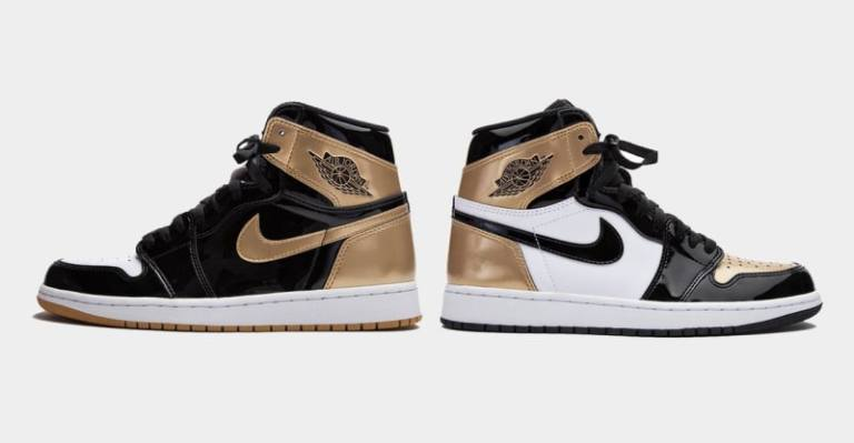 gold-air-jordan-1-top-three-profile
