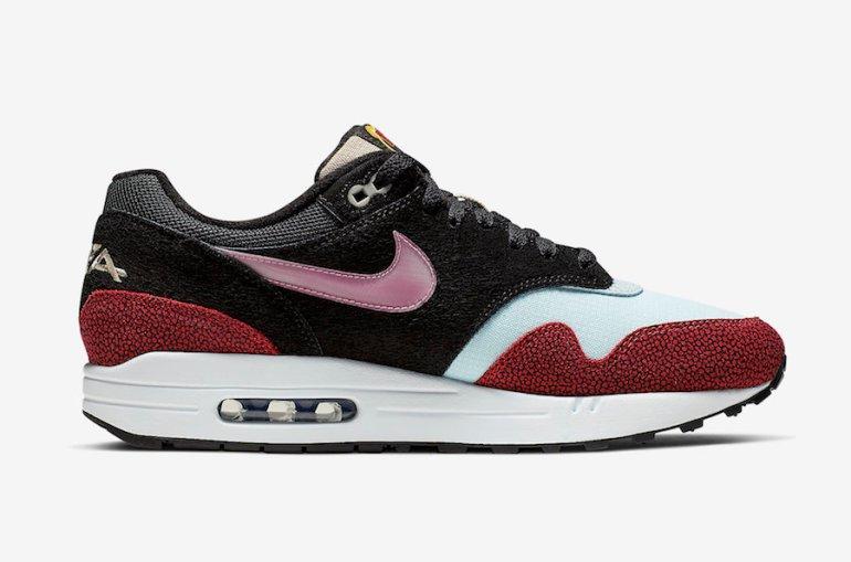 DeAaron-Fox-Nike-Air-Max-1-SWIPA-CJ9746-001-Release-Date-2