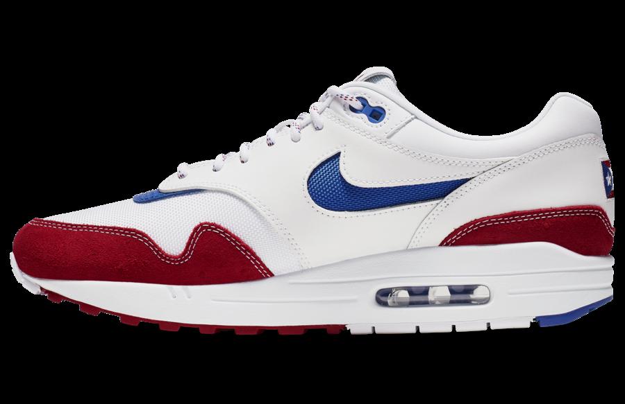Kicks: New Nike Puerto Rico Air Max 1 Detailed #Sneaker