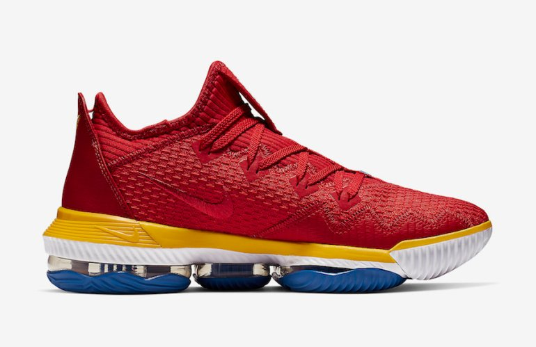 Nike-LeBron-16-Low-SuperBron-CK2168-600-Release-Date-2