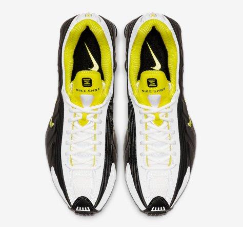 Nike-Shox-R4-Black-Dynamic-Yellow-104265-048-Release-Date-3