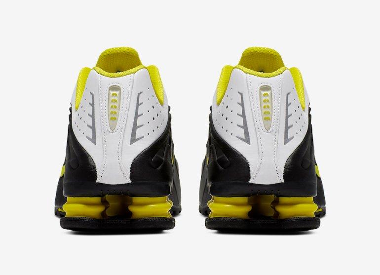 Nike-Shox-R4-Black-Dynamic-Yellow-104265-048-Release-Date-5