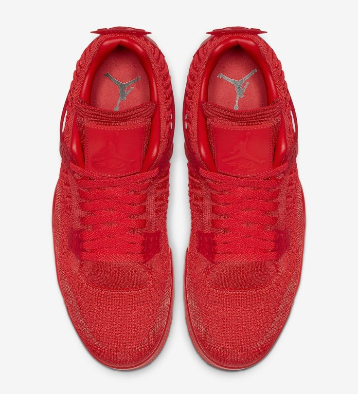 Air-Jordan-4-Flyknit-University-Red-AQ3559-600-Release-Date-3