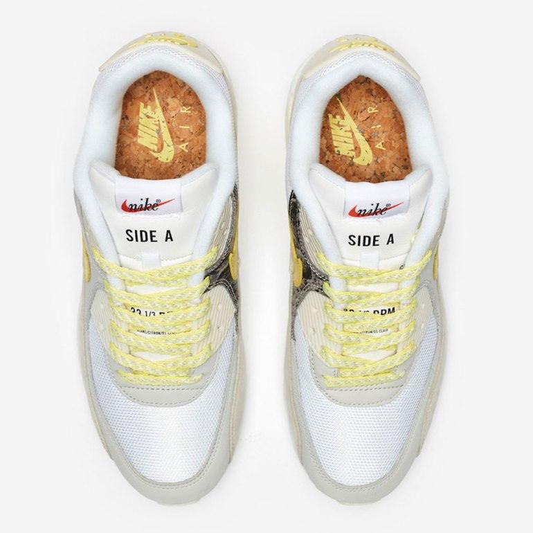 Nike-Air-Max-90-Premium-Mixtape-Lemon-Frost-CI6394-100-Release-Date-5