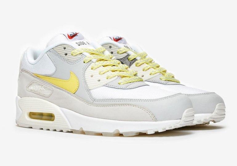 Nike-Air-Max-90-Premium-Mixtape-Lemon-Frost-CI6394-100-Release-Date