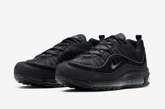 Nike-Air-Max-98-Black-Anthracite-CQ4028-001-Release-Date-4