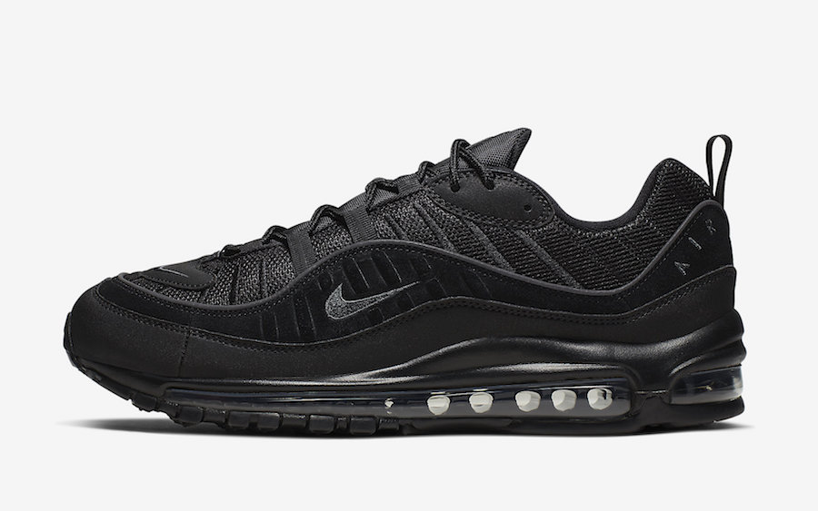Nike-Air-Max-98-Black-Anthracite-CQ4028-001-Release-Date