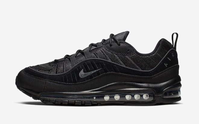 Nike-Air-Max-98-Black-Anthracite-CQ4028-001-Release-Date