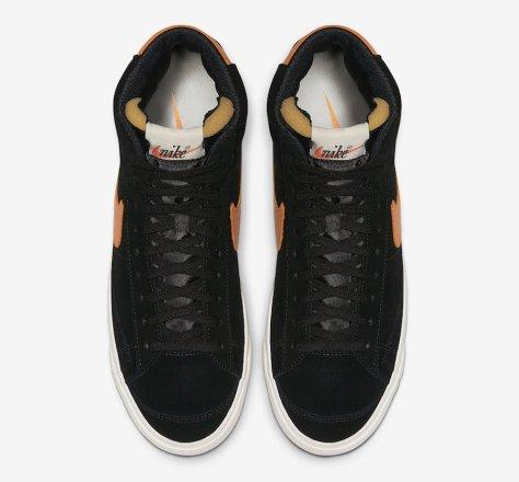 Nike-Blazer-Mid-Vintage-Black-Amber-Rise-CJ9693-001-Release-Date-3