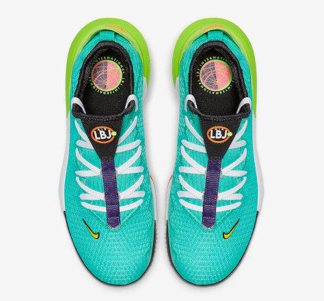 Nike-LeBron-16-Low-Air-LBJ-Hyper-Jade-CI2668-301-Release-Date-3