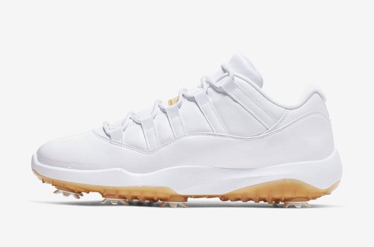 air-jordan-11-low-golf-white-metallic-gold-5