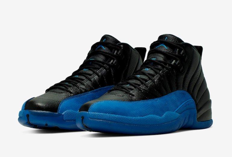 Air-Jordan-12-Black-Game-Royal-130690-014-2019-Release-Date-Price-4