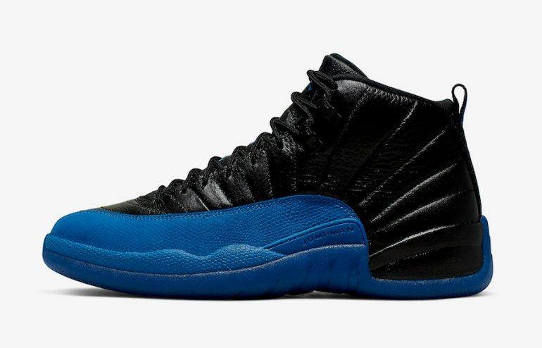 Air-Jordan-12-Black-Game-Royal-130690-014-2019-Release-Date-Price