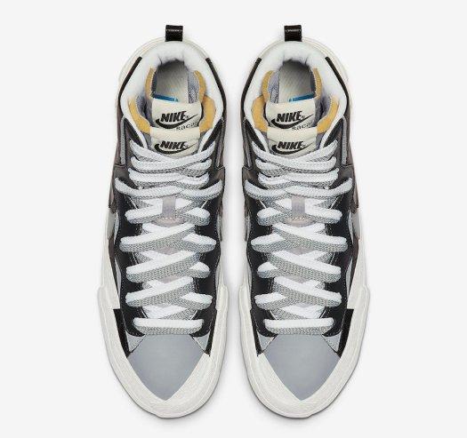 Sacai-Nike-Blazer-Mid-Black-Wolf-Grey-BV0072-002-Release-Date-3