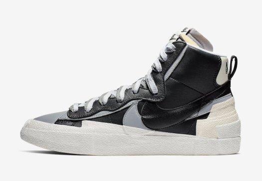 Sacai-Nike-Blazer-Mid-Black-Wolf-Grey-BV0072-002-Release-Date