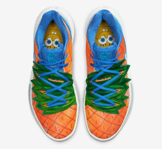 SpongeBob-Nike-Kyrie-5-Pineapple-House-CJ6951-800-Release-Date-3
