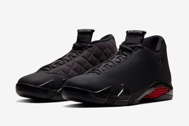 Air-Jordan-14-XIV-SE-Black-Ferrari-BQ3685-001-Release-Date-4