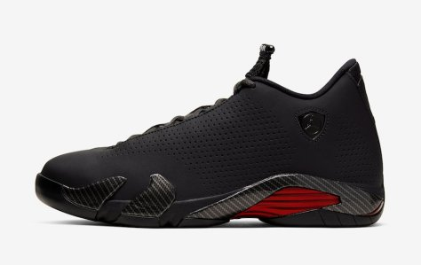Air-Jordan-14-XIV-SE-Black-Ferrari-BQ3685-001-Release-Date