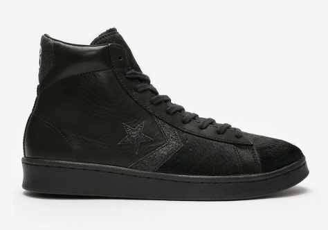 Converse-Pro-Leather-Mid-Black-Pony-Hair-Release-Date-1