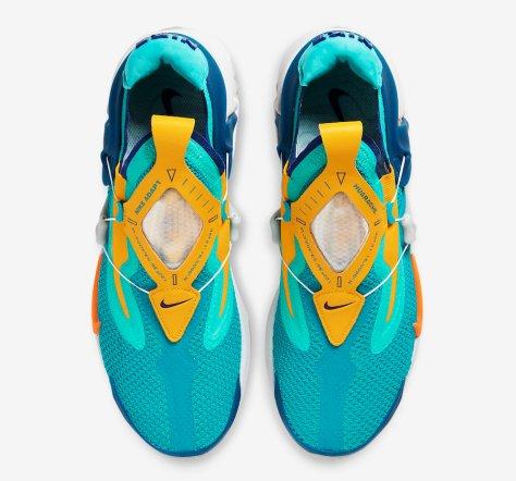 Nike-Adapt-Huarache-Hyper-Jade-Total-Orange-BV6397-300-Release-Date-3