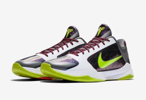 Nike-Kobe-5-Protro-Chaos-Joker-CD4991-100-Release-Date-4