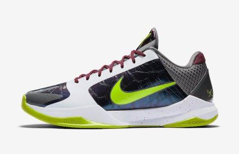 Nike-Kobe-5-Protro-Chaos-Joker-CD4991-100-Release-Date