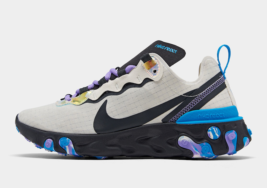 Nike-React-Element-55-Off-Noir-Blue-Hero-Amethyst-Tint-CT1612-001-Release-Date-1