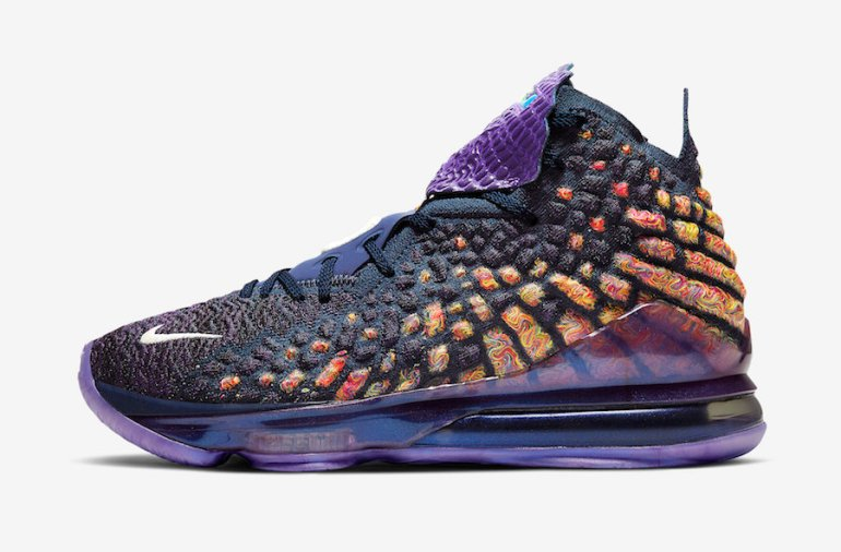 Nike-LeBron-17-Monstars-Space-Jam-CD5050-400-Release-Date
