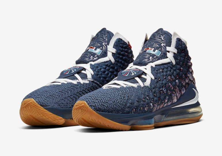 Nike-LeBron-17-College-Navy-Gum-CD5056-400-Release-Date-4