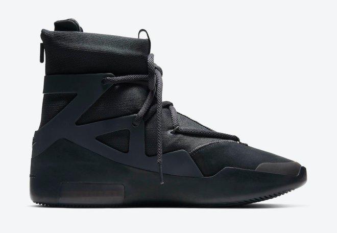 Nike-Air-Fear-of-God-1-Black-Noir-AR4237-005-Release-Date-2
