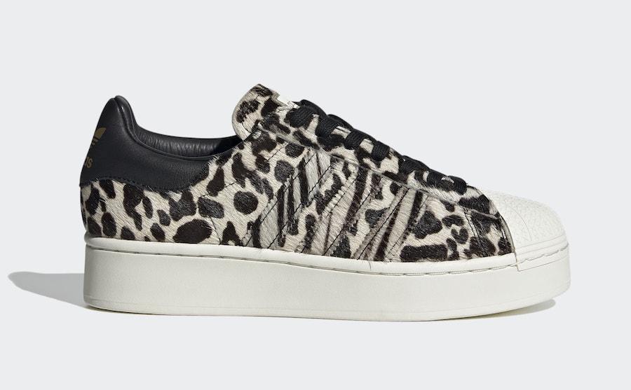 adidas-Superstar-Bold-Fuzzy-Animal-Print-FV3463-Release-Date-1