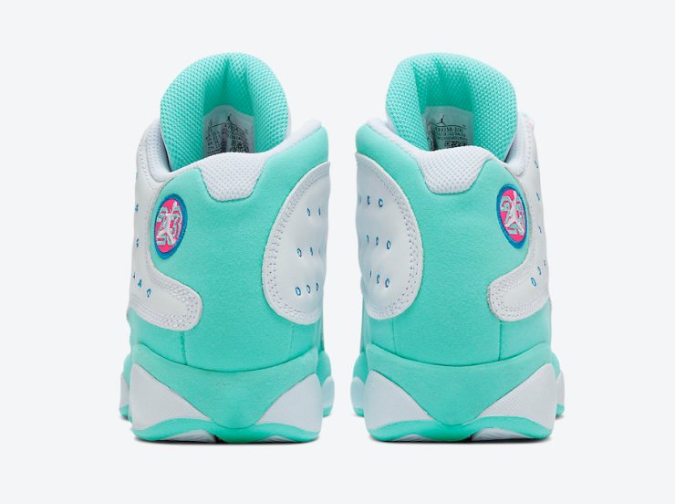 Air-Jordan-13-GS-Aurora-Green-Digital-Pink-Release-Date-439358-100-5