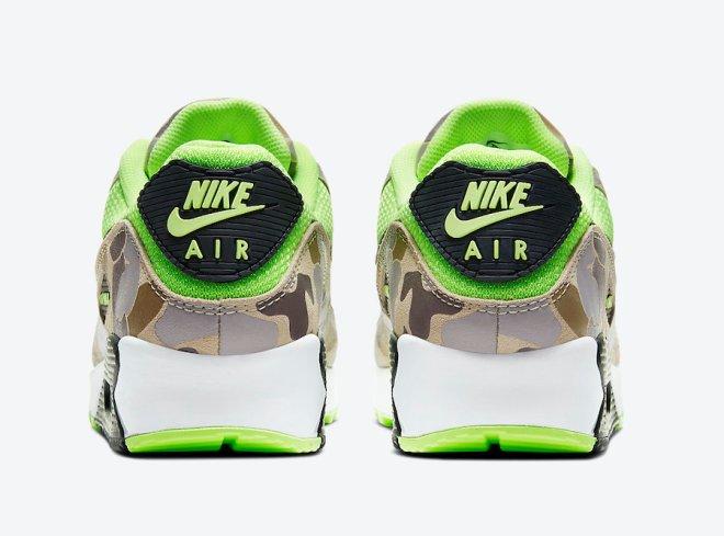 Nike-Air-Max-90-Ghost-Gren-Volt-Duck-Camo-CW4039-300-Release-Date-5
