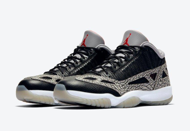 Air-Jordan-11-Low-IE-Black-Cement-919712-006-Release-Date-Price-4