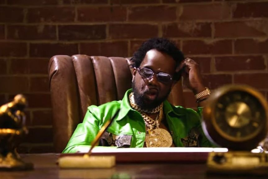 NEW VISUALS: Conway The Machine ft. Ludacris & JID – Scatter Brain (OfficialVideo)